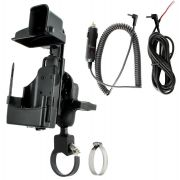 RAM Powered Dock for the Motorola MC70/75 with Strap Hose Clamp Mount