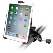 RAM Yoke Clamp Mount with EZ-Roll'r™ Model Specific Cradle for the Apple iPad mini 2 WITHOUT CASE, SKIN OR SLEEVE
