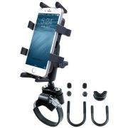 RAM Combination Strap Roll Bar Mount with Universal Finger-Grip™ Cradle