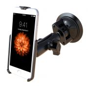 RAM Twist-Lock™ Suction Cup Mount for the Apple iPhone 6 & 7 WITHOUT CASE, SKIN OR SLEEVE