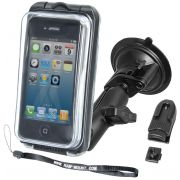RAM Twist-Lock™ Suction Cup Mount with Aqua Box® Pro 10 Case with Accessories