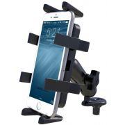 RAM Fork Stem Mount with Universal Finger-Grip™ Phone/Radio Cradle