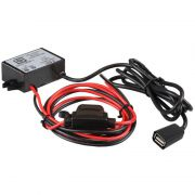 GDS® 8V-40V DC to 5V-9V DC Step Down Converter Charger with Female USB Type-A Connector