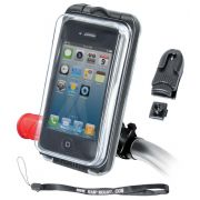 RAM EZ-ON/OFF™ Bicycle Mount with Aqua Box® Pro 10 Case and Accessories