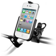RAM EZ-Strap™ Rail Mount for the Apple iPhone 4 & iPhone 4S WITHOUT CASE, SKIN OR SLEEVE