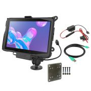 RAM® Power & Data Mount for Samsung Tab Active Pro with Backing Plate