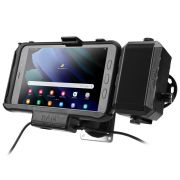 RAM® Powered Mount for Samsung Tab Active3 and Tab Active2 with Speaker