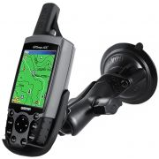 RAM Twist-Lock™ Suction Cup Mount for the Garmin Astro 220, GPS 60, GPSMAP 60, 60C, 60CS, 60CSx and 60Cx