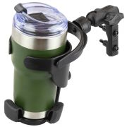 RAM Level Cup™ XL with Combination Brake/Clutch Reservoir U-Bolt Mount and Short Arm