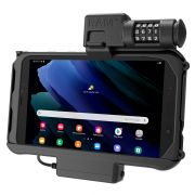 RAM® Combo Locking Powered Dock for Samsung Tab Active3 & Tab Active2