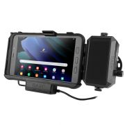 RAM® Powered Dock for Samsung Tab Active3 and Tab Active2 with Speaker