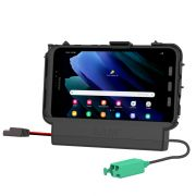RAM® Power + Dual USB Dock for Tab Active3 & 2 with Speaker Box