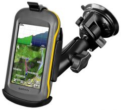 RAM Twist-Lock™ Suction Cup Mount for the Garmin Montana 600, 650 & 650T, 680, 680T