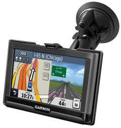 RAM Twist-Lock™ Suction Cup Mount for the Garmin nuvi® 52, 54, 55, 56 & 58 Series