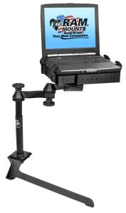 No-Drill™ Laptop Mount for the Nissan Frontier, Pathfinder & Xterra