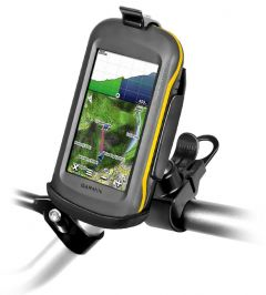 RAM EZ-Strap™ Rail Mount for the Garmin Montana 600, 650 & 650T, 680, 680T