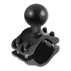 """RAM 2"""" to 2.5"""" Rail Clamp Base with 1.5"""" Ball"""