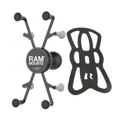 """RAM Universal X-Grip® Cradle with 1.5"""" Ball for 7""""-8"""" Tablets"""